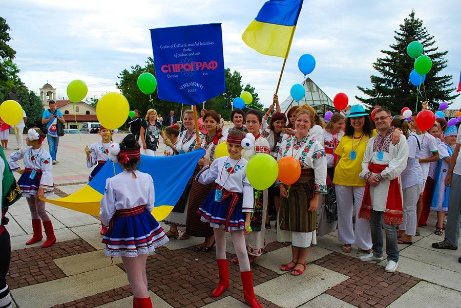 Студія культури та мистецтв «СПІРОГРАФ» на Міжнародному Фестивалі Мистецтв у місті Каварна (Болгарія)