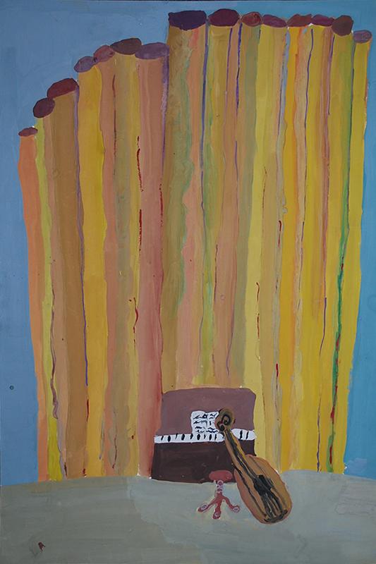 За креативність Ярина Чікало ЛДХШ ім. О.Новаківського м.Львів Викладач - Яцик М.