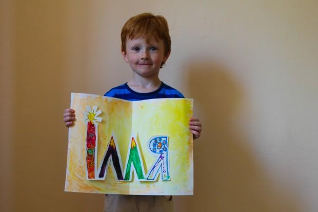 24 травня 2014 року відбулась чергова зустріч мистецького дитячо-молодіжного Проекту «ART-WEEKEND» на тему: Буквиця