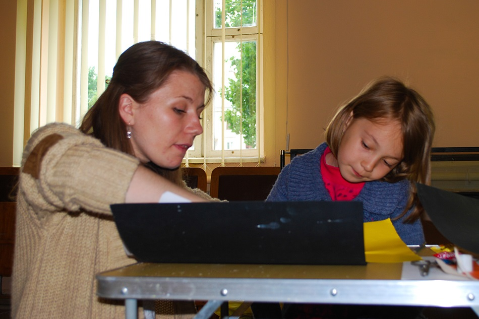21 червня відбулася остання зустріч з циклу піврічних майстер-класів проекту Art-Weekend