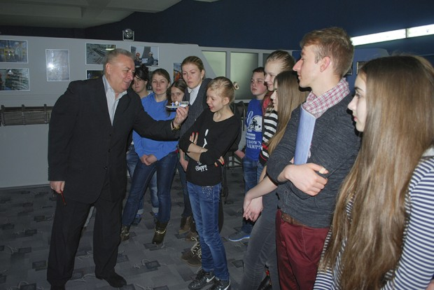 «Високий рівень культури — європейському місту» 2015 та місто Кузнецовськ
