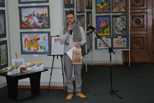 Відкриття Проекту «Просто небилиці» у Національній парламентській бібліотеці України