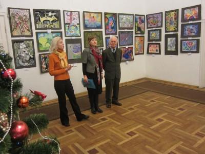 Відкриття Проекту «Просто небилиці» у Фонді Української Культури