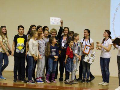 Кульмінація Міжнародного Благодійного фестивалю казок «KAZ.KAR.» 2016
