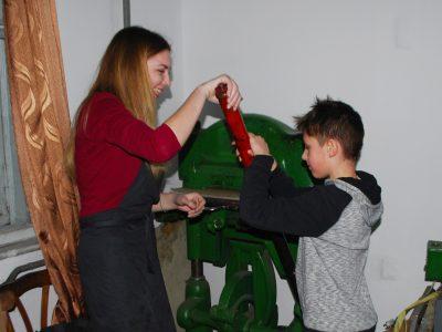 Центр Культурно-Мистецьких Ініціатив та Українська академія друкарства зробили перший крок до офіційної співпраці.