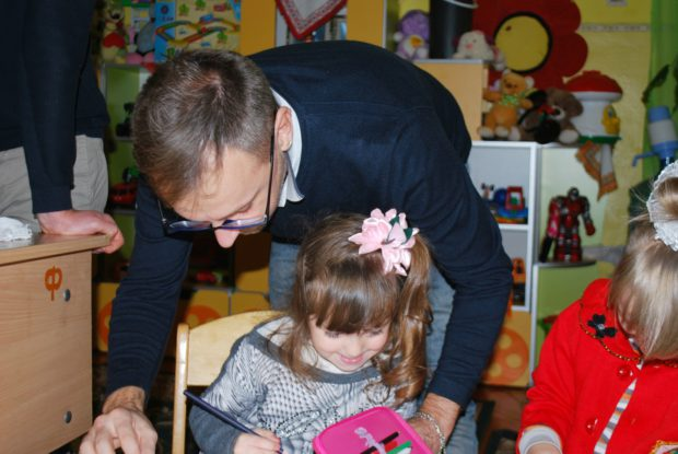 Восьмий щорічний Всеукраїнський проект «ПРОСТО НЕБИЛИЦІ» простелив мистецьку благодійну стежинку у місто Стрий