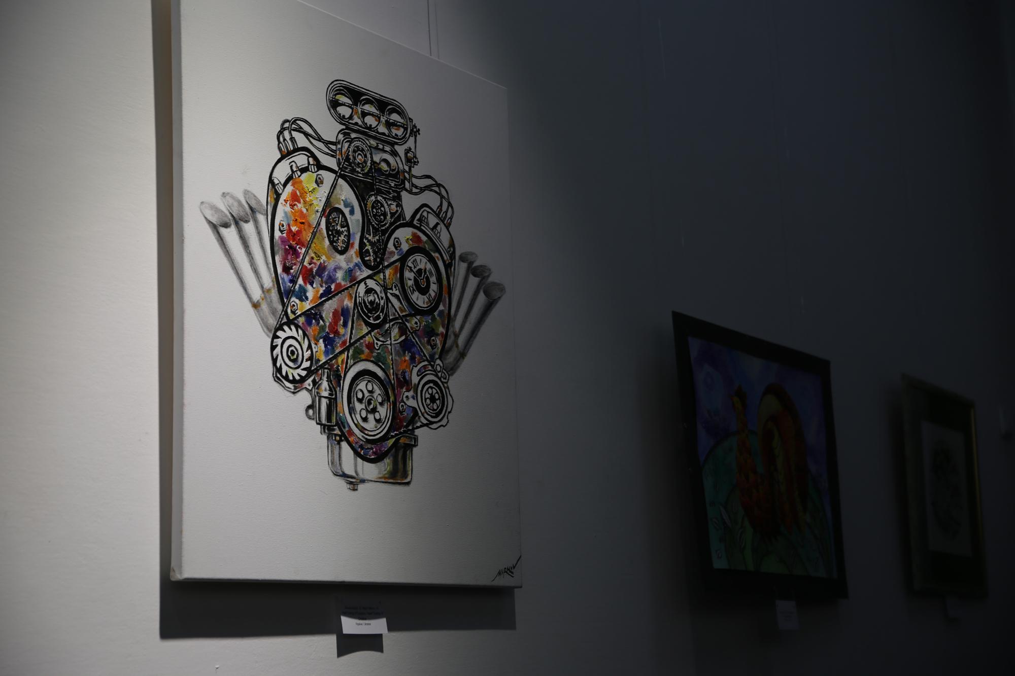 Міжнародний мистецький проєкт Art Axis 2020